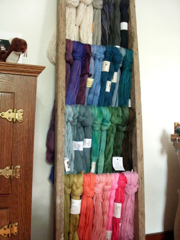Knitting Wool Storage Ideas : Best knitting yarn and needles storage ideas images on