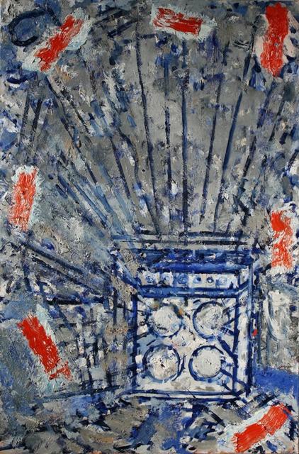 Sunno, 2012  oil on canvas  60 x 40 in. (152.4 x 101.6 cm) © Courtesy Corkin Gallery
