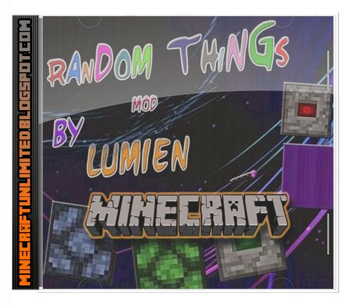 Minecraft Unlimited Mods: Descargar Random Things Mod para Minecraft [1.6.4]...