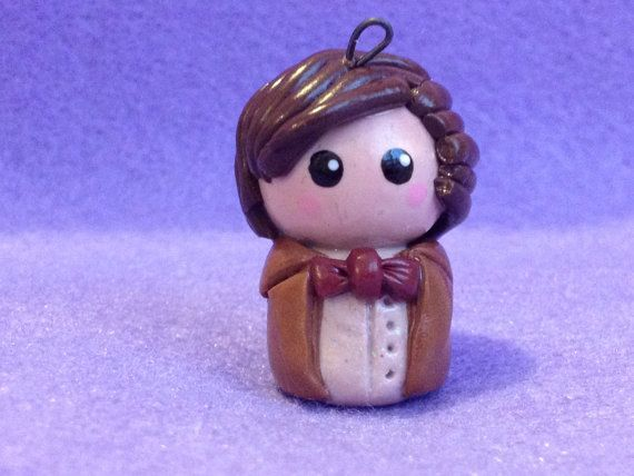 11th Doctor using polymer clay