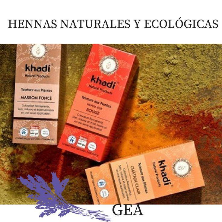 Henna, una coloración para el cabello de forma natural.