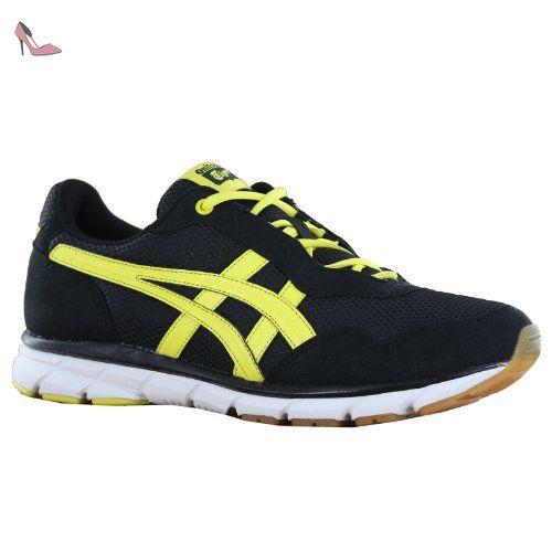 Gel-Resolution 6, Chaussures de Tennis Homme, Multicolore (Safety Yellow/White/Poseidon), 40.5 EUAsics