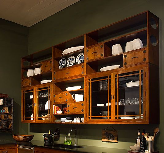Empty Kitchen Cupboard: 17 Best Ideas About Open Cabinets On Pinterest