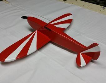 Avion jouet en bois jouet en bois