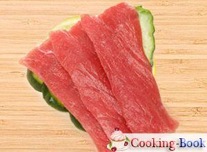 Как приготовить сашими?