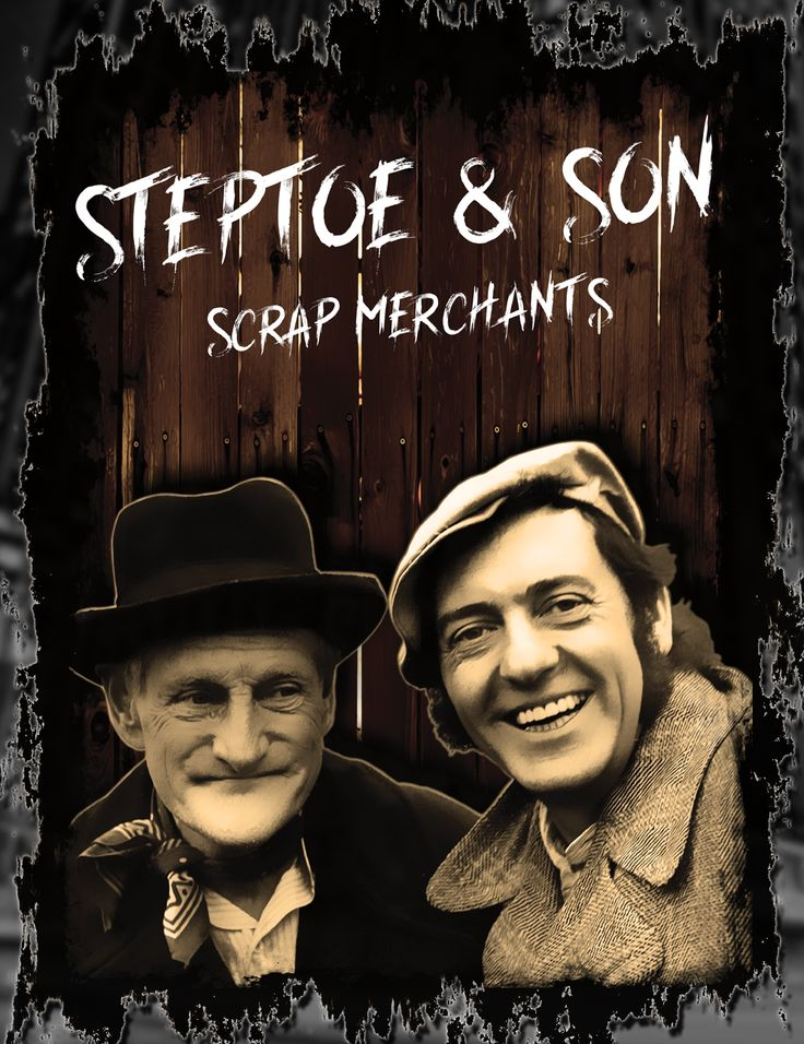 Steptoe And Son T-Shirt