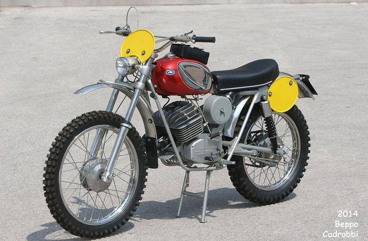 KTM 125 1972