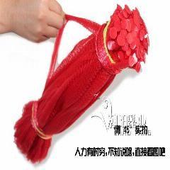 [ 19% OFF ] Red Thickening Quality Mesh Bag Horticultural Net Plastic Mesh Bag Fruit Mesh Bags Gardening Net Food Packaging Net 100Pcs