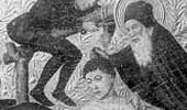 Retablo de Jaume Huguet (s. XV) procedente de la iglesia de San Antonio de Barcelona