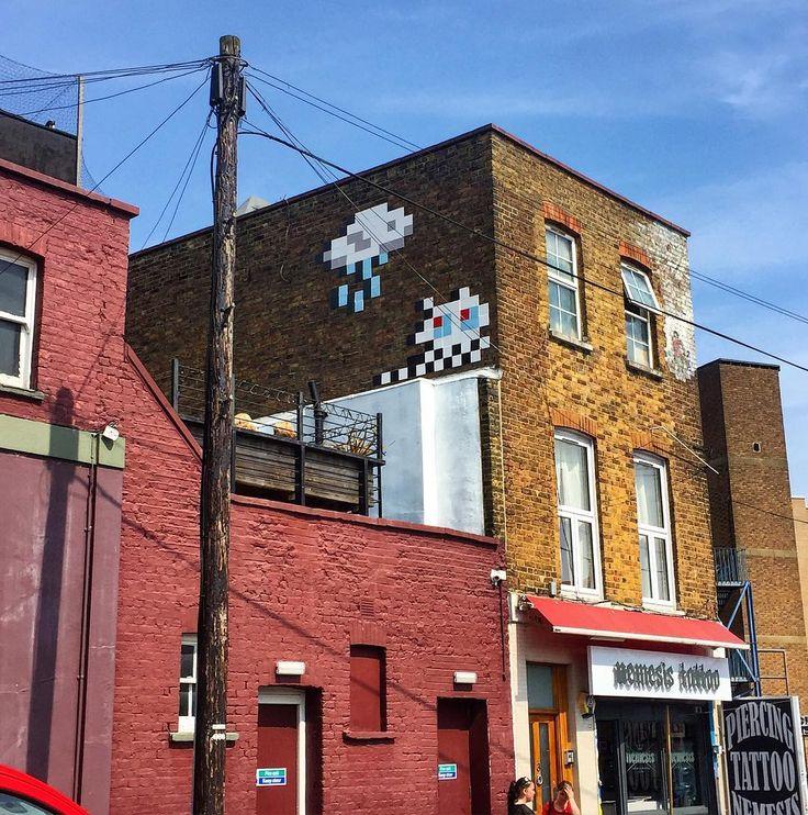 Gorgeous! shared by tomchauveau #spaceinvader #unas (o) http://ift.tt/2gGt80U London Invasion by Space Invader  Context shot of #LDN_139  #invader #invasion #camden #london #invaderwashere #graffiti #instaart #streetart #urbanart #streetartistry #streetarteverywhere #streetartist #decay #urbandecay #architecture #contemporaryart #graffitiart #mural #instagraffiti #artwork #modernart #streetartphotography #urbanwalls #streetartlondon #northlondonstreetart #camdenstreetart #instagood #