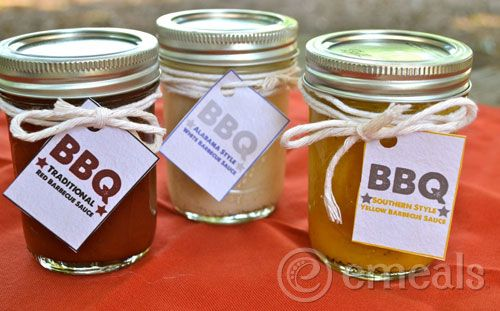BBQ-Sauces-eMealsGift Ideas, Barbecues Sauces Recipe, Crafts Activities, Homemade Bbq Sauces, Food Allergies, Kitchens Pantries, Alabama Bbq Sauces, Favorite Recipe, Bbq Gift