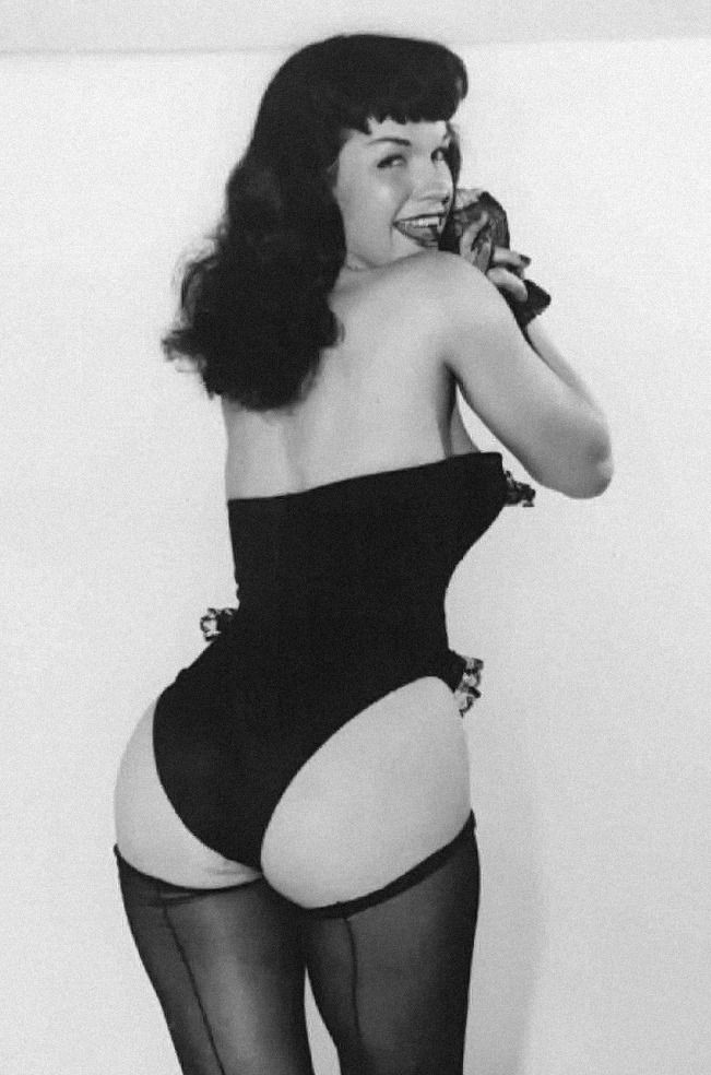 The message bettie page tumblr