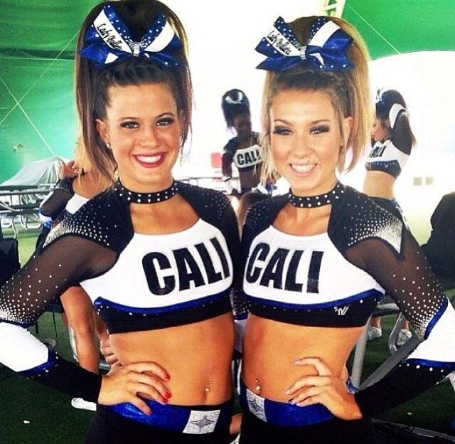 I love these Lady Bullets Varsity uniforms! #worlds2014 #cheerlife #varsity #cheer #cheerleading