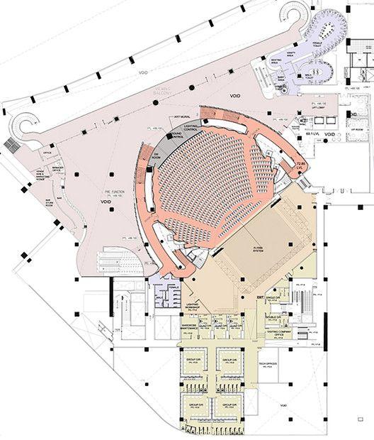 Ciputra Artpreneur,Floor Plan