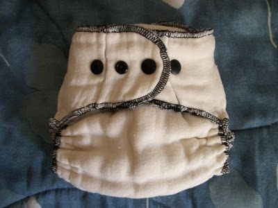 Simple Diaper-Sewing Tutorials: Basic Serged Prefitteds