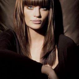 Frisyrer lang hår 9
