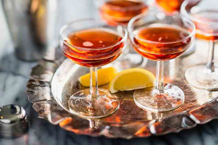 Entertaining: Vigilia di Capodanno Cocktails | Made in Italy