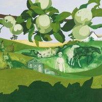 Fern Hill Dylan Thomas Poem Card Sue Shields Graffeg