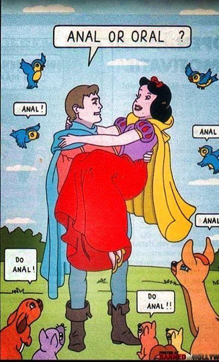 anal princess