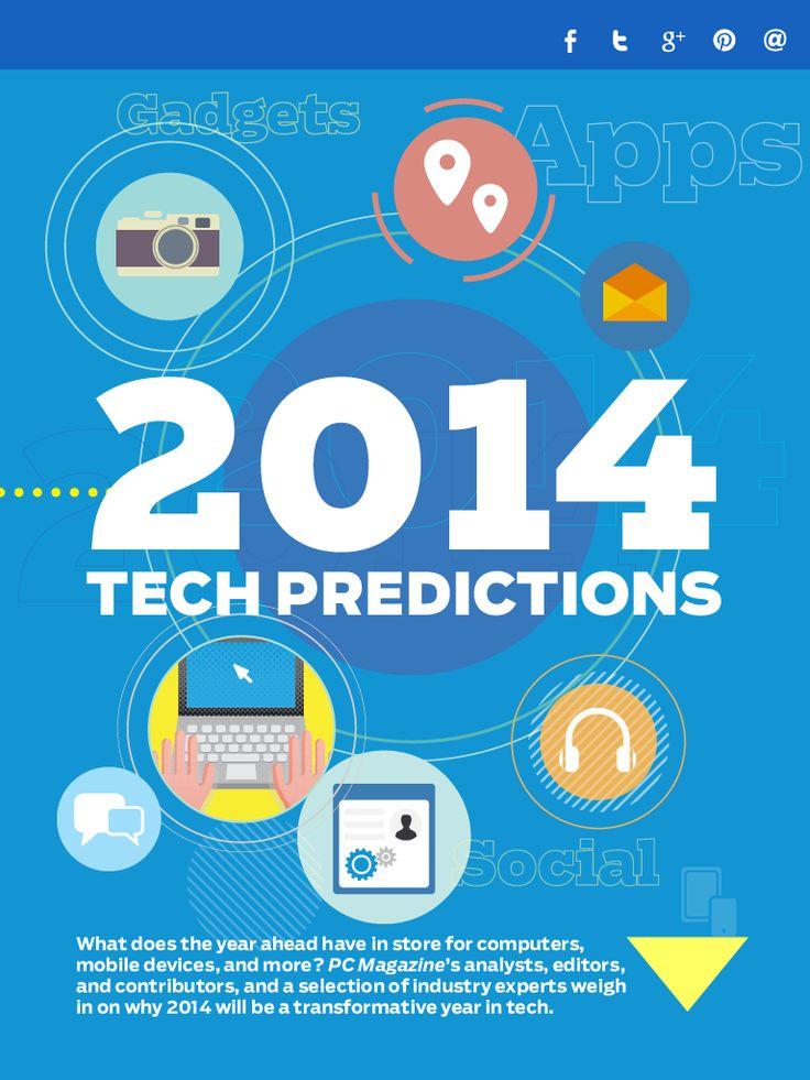 PC Magazine January 2014: 2014 Tech Predictions
