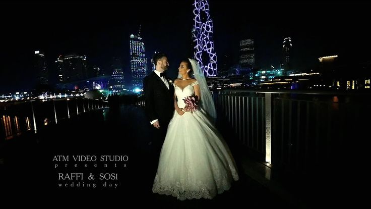 Raffi & Sosi   Armenian Wedding in Dubai   by ATM video Studio   tel:+37...