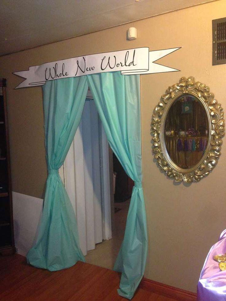 Princess Jasmine Birthday Party Ideas | Photo 1 of 24 | Catch My Party