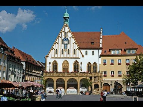 Амберг. Германия / Amberg Germany