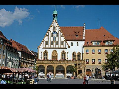 Амберг. Германия / Amberg Germany