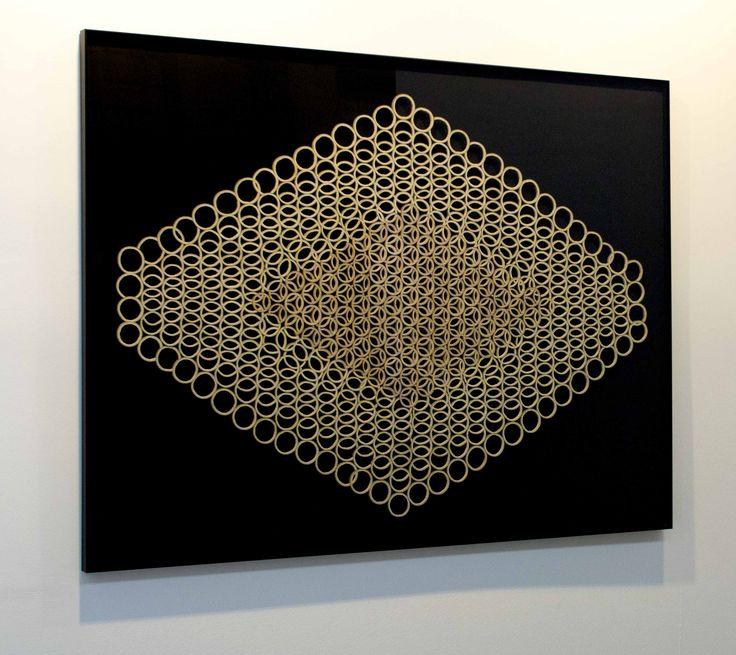 Entre Ch.ACO y Finlandia 2013 Primer Lugar Estudio de geometría bambusoideae de Martin Kaulen