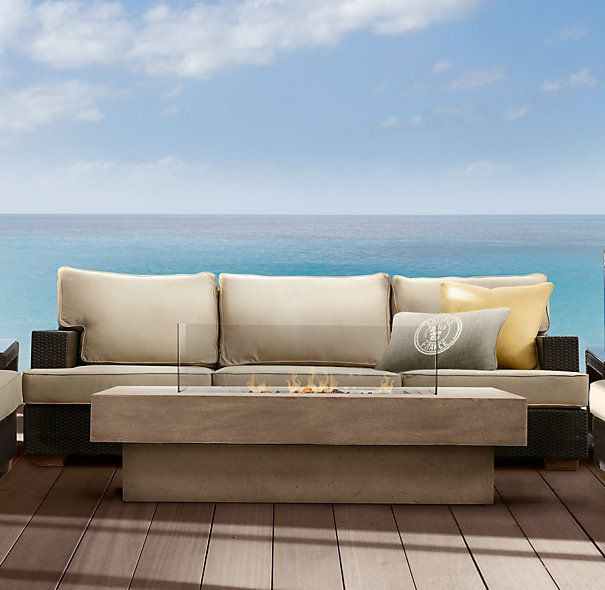 29 best images about resort furniture on pinterest - Big Sofa Laguna Magic Cream