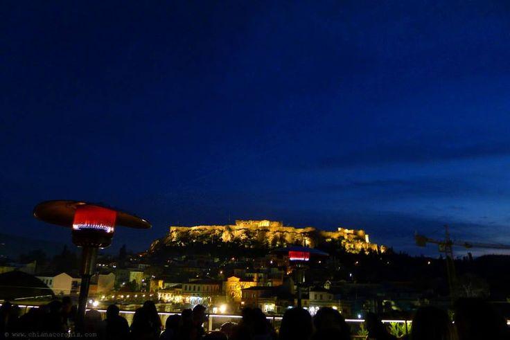 View of Acropolis, Athens