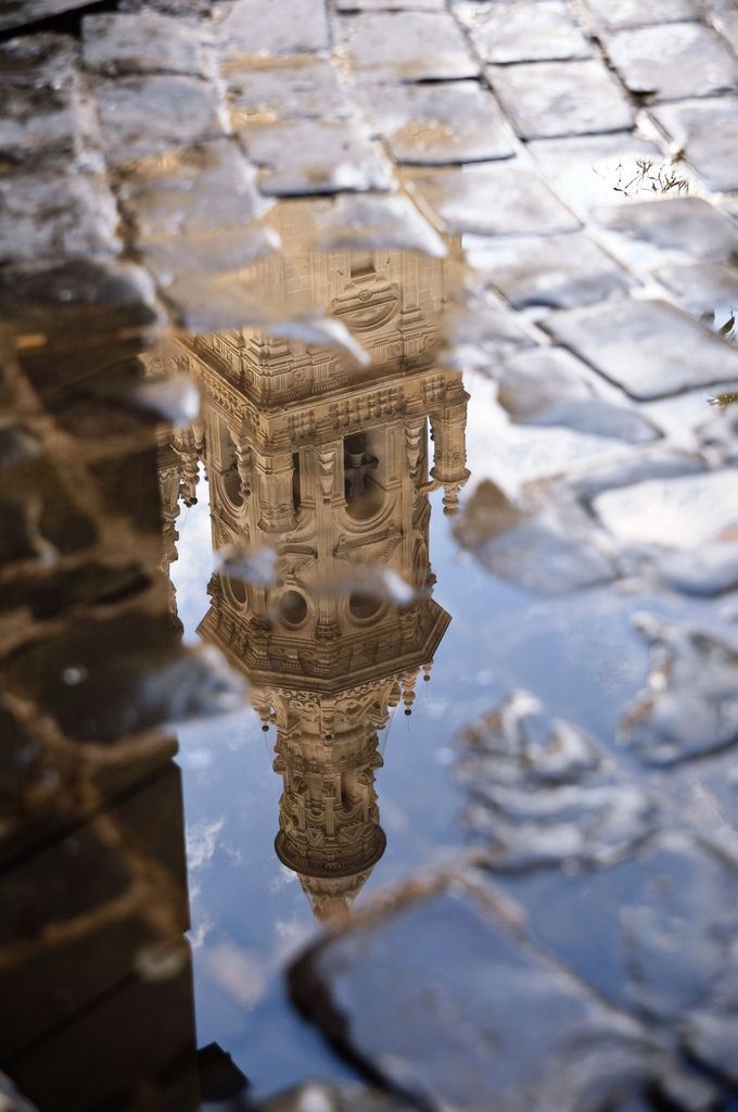 Logroño. I love reflection pics!