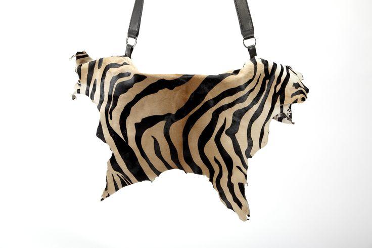 shoulder bag - animal print - www.awardt.be