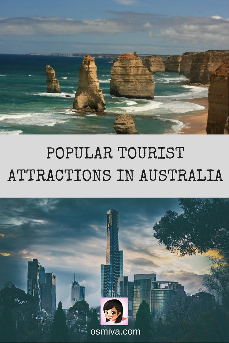 Popular Tourist Attractions in Australia is a list of places that you may consider when visiting the country. Explore and get your vacation organized!
