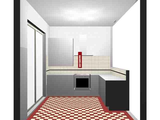 Rode Keuken Tegels : Vloeren op Pinterest – Rode Barkrukken, Vloeren en Lichtroze Muren