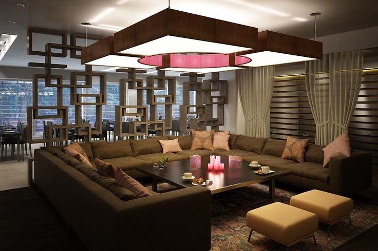 A NovoQ térelválasztóként is feldobja a különböző tereket, legyen az szállodában, étteremben, irodában vagy lakásban