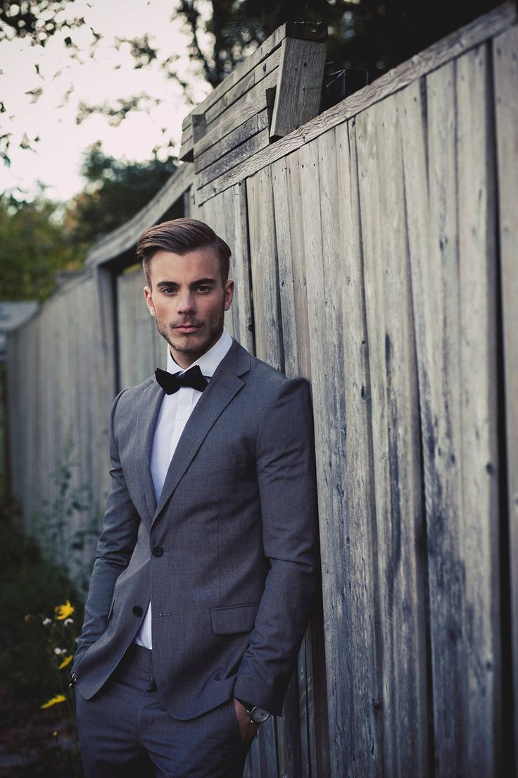 If you cannot afford a dinner suit  - how about wearing a Bow Tie with a normal suit to make it different!