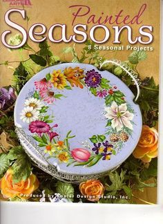 Painted Seasons - TereBauer 1 - Picasa Web Albums