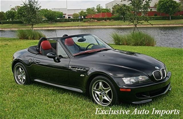 2001 BMW Z3 M 2dr Roadster 3.2L