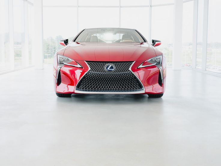 A Quiet Power - GFX 50S + Lexus by Patrick La Roque