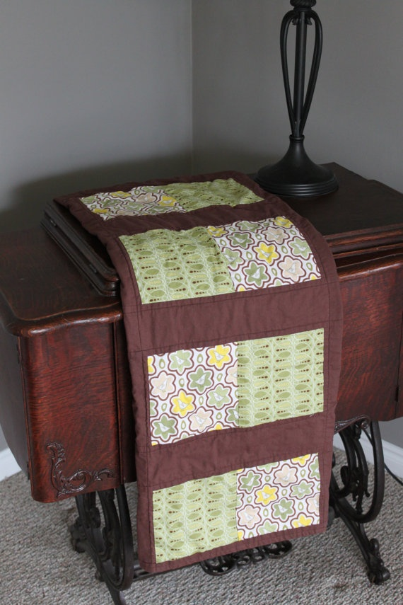 Cozy Cotton Quilt in Partridge in a Pear Tree by caisiescloset, $99.00