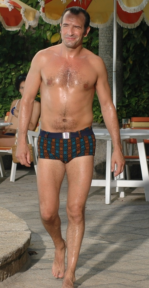 Jean Dujardin, my new favorite Frenchman.