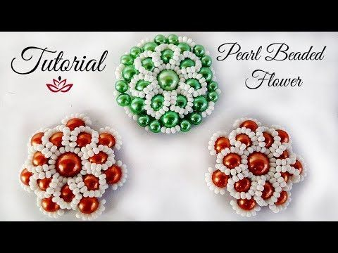 Classy Earrings - Tutorial (with twins and bicones) - YouTube