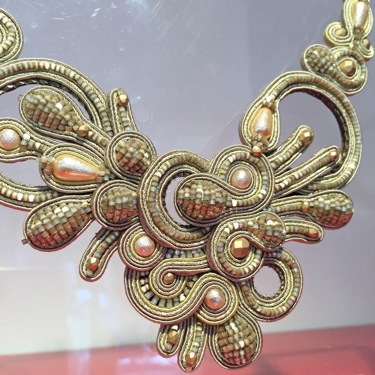 Venus Necklace. #doricsengeri #venus #necklace #Design #Uniquenecklaces