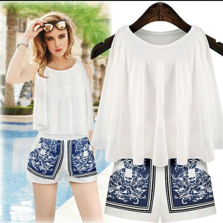 Un tipo de ropa que me encanta!! Increible para el verano!