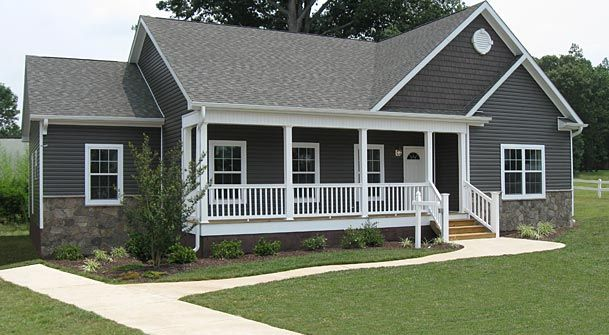 North Carolina Modular Homes Photo Galleries - Exteriors