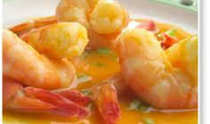 Try this healthy #Florida Orange Glazed Shrimp #recipe at your #NewYears celebration! @Florida Agriculture