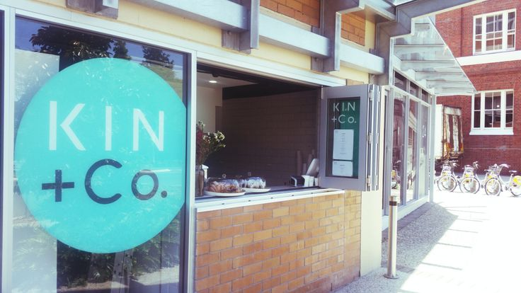 Kin + Co at Teneriffe is located on 24 Macquarie street - right in between the main dining precincts of Teneriffe and New Farm. It's hard to find a cafe that exemplifies modern hospitalityinterio...