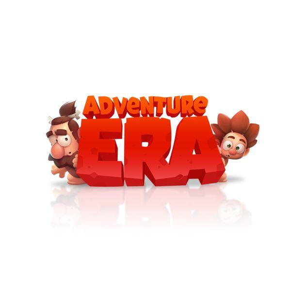 https://www.behance.net/gallery/22577099/Adventure-era  game LOGO