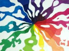 High School Color Theory Art Lessons | Color Theory Practice - Lessons